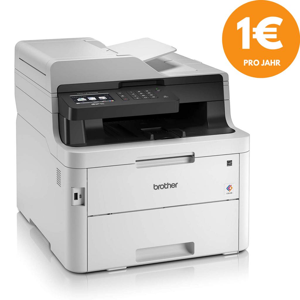 Drucker für 1€