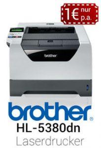 brother hl5380dn Produktdetails